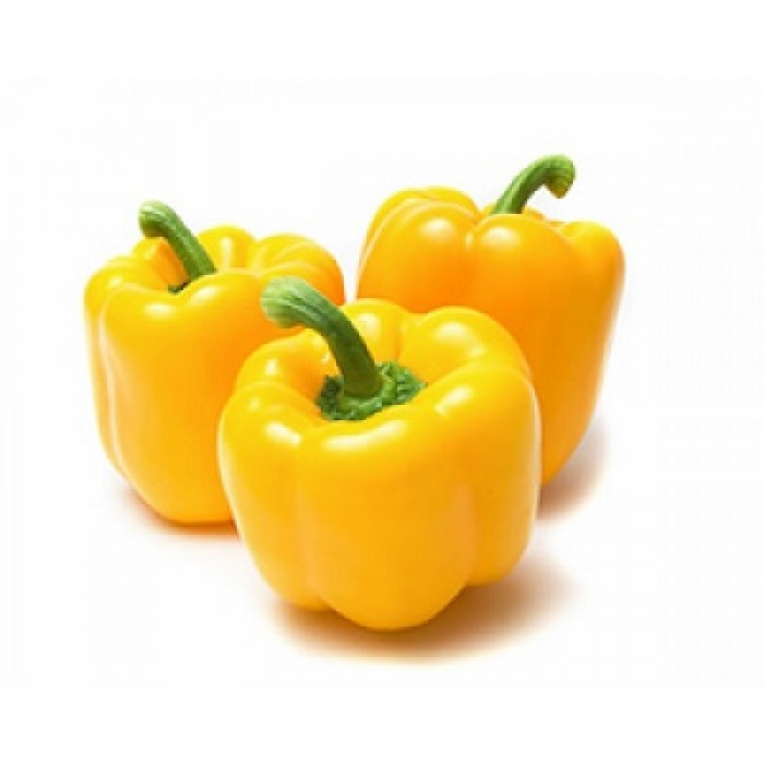 Pila Shimla Yellow Capsicum 1pc