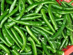 Hara Mirch (Green Chillies ) 100gms