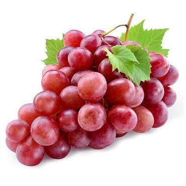 Organic Grapes Red  500gms